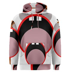 Funny face Men s Pullover Hoodie