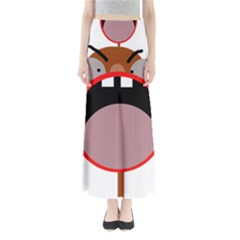 Funny Face Maxi Skirts