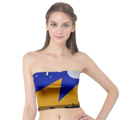 Decorative abstraction Tube Top