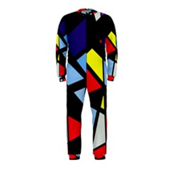 Colorful geomeric desing OnePiece Jumpsuit (Kids)