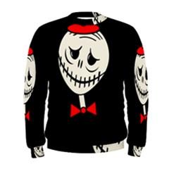 Halloween monster Men s Sweatshirt