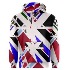 Decorative flag design Men s Pullover Hoodie