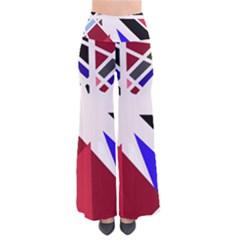 Decorative flag design Pants