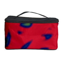 Red neon Cosmetic Storage Case
