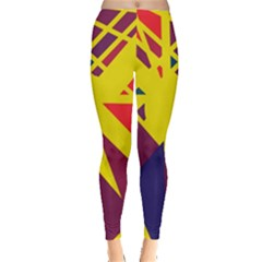 Hot abstraction Leggings