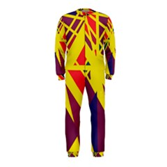 Hot abstraction OnePiece Jumpsuit (Kids)