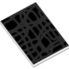 Gray Large Memo Pads