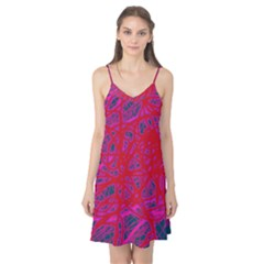Red neon Camis Nightgown