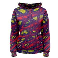 Abstract high art Women s Pullover Hoodie