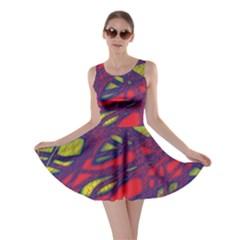 Abstract high art Skater Dress