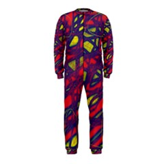 Abstract high art OnePiece Jumpsuit (Kids)