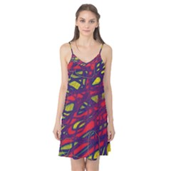 Abstract high art Camis Nightgown