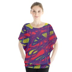 Abstract High Art Blouse