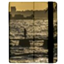 River Plater River Scene At Montevideo Apple iPad 3/4 Flip Case View2
