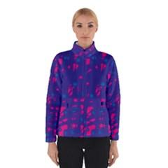 Blue And Pink Neon Winterwear