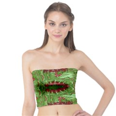 Bleeding Hearts Forest Tube Top