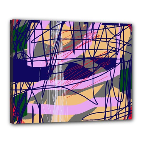Abstract high art by Moma Canvas 20  x 16