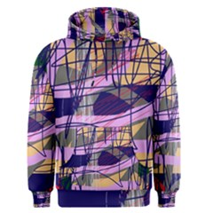 Abstract high art by Moma Men s Pullover Hoodie