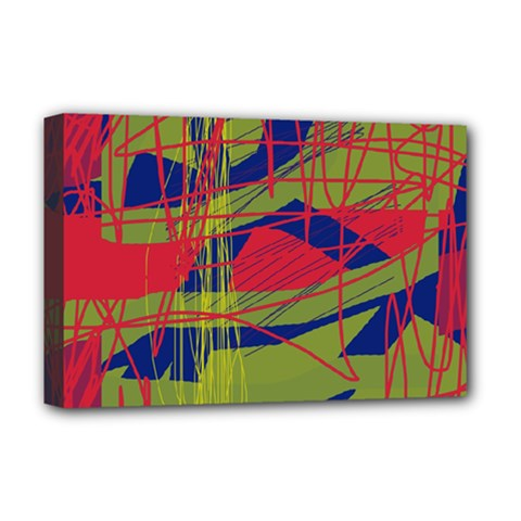 High art by Moma Deluxe Canvas 18  x 12