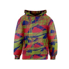 High art by Moma Kids  Pullover Hoodie