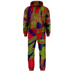 High art by Moma Hooded Jumpsuit (Men)