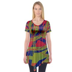 High art by Moma Short Sleeve Tunic