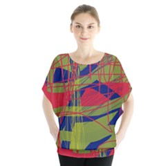 High art by Moma Blouse