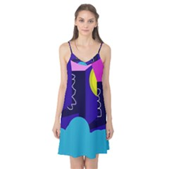 Walking on the clouds  Camis Nightgown