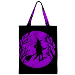 Halloween witch - Purple moon Classic Tote Bag