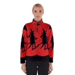Halloween Witch   Red Moon Winterwear