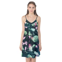 Green Border Camis Nightgown