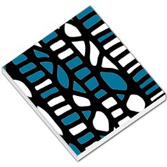Blue decor Small Memo Pads