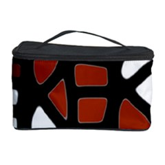 Red decor Cosmetic Storage Case