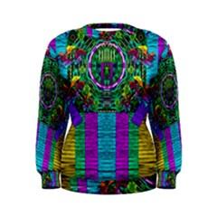 Queen Of The Light Women s Sweatshirt