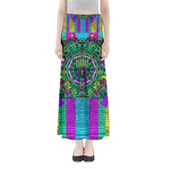 Queen Of The Light Maxi Skirts