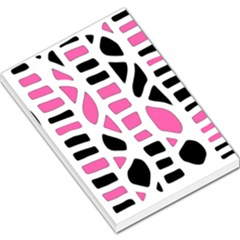 Pink decor Large Memo Pads