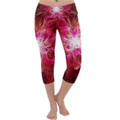 Flaminglilly Capri Yoga Leggings