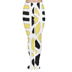 Yellow decor Women s Tights