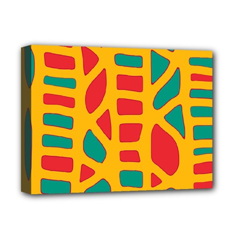 Abstract decor Deluxe Canvas 16  x 12