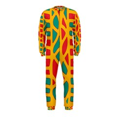Abstract decor OnePiece Jumpsuit (Kids)