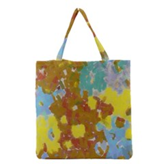 Paint strokes                                                                                               Grocery Tote Bag