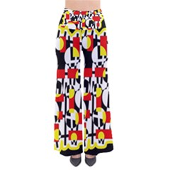 Red And Yellow Chaos Pants