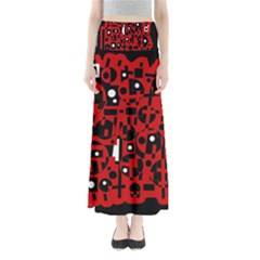 Red Maxi Skirts
