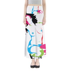 Sexy Shoes  Maxi Skirts