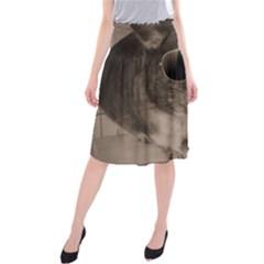 Maggie Chinchillin Midi Beach Skirt