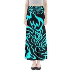 Cyan Decor Maxi Skirts
