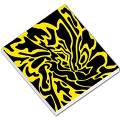 Black and yellow Small Memo Pads