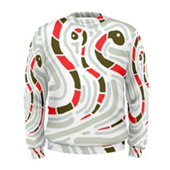 Snakes family Men s Sweatshirt