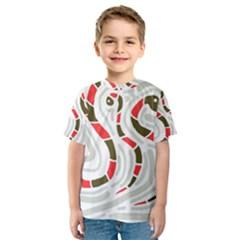 Snakes family Kid s Sport Mesh Tee