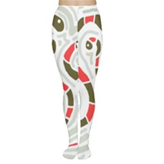Snakes family Women s Tights